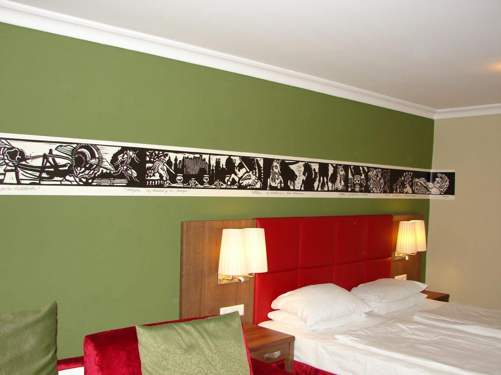 Hotel Elefant Franz Riegersperger Fototapete Buchbinderei Stundner (2)