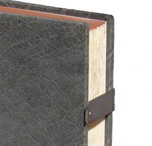 gaestebuch in elefantenleder 05 echt silber buchschliesse buchbinderei stundner salzburg