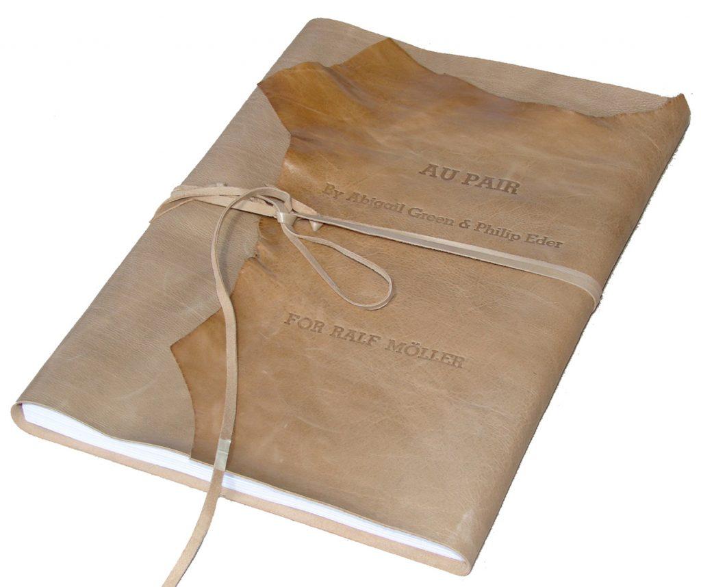 lederbuch weich gebunden Abigail green philip eder ralf möller buchbinderei stundner salzburg 1